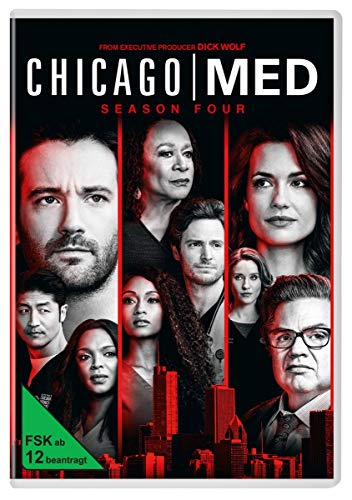 Chicago Med - Staffel 4 [6 DVDs]