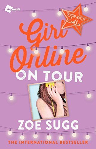 Book cover for Girl Online