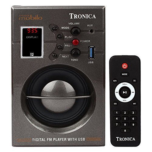 Tronica Mobilo Music System (Grey)