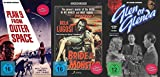 Ed Wood & Bela Lugosi Collection - Plan 9 From Outer Space + Bride Of The Monster + Glen Or Glenda 3 DVD Edition