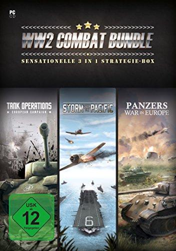 WW2 Combat Bundle - 3 in 1 Strategie Sammlung (PC) (Pc-spiele Ww2)