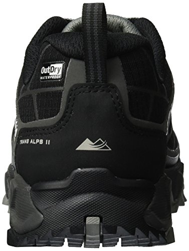 Columbia Herren Trans Alps II Outdry Traillaufschuhe Schwarz (Dark Grey/ Black)