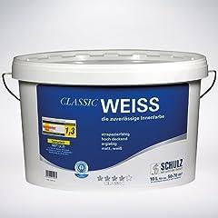 Schulz Classic Weiss