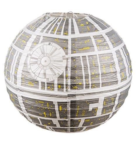 Star Wars - Suspension Luminaire Etoile de la mort - 30 cm