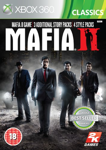 [UK-Import]Mafia II 2 Game (Classics) XBOX 360