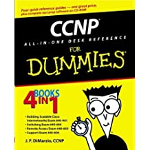 CCNP All-in-One Desk Reference For Dummies by J. F. DiMarzio (2003-01-17)