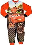 Cars 3 Onesie Disney Costume De Sommeil Tout En Un Pyjamas … [4-5 Ans][Rouge]