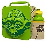 Yoda Kinder Kinder 3d Lunchbox Bag Sport Trinkflasche