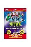 Topps Match Attax Fußball Sammelmappe mit Sammelkarten- Starter Pack Bundesliga 2009/2010