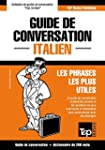 Guide de conversation Fran�ais-Italie...