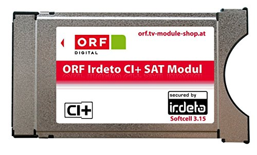 Ci Modul Inkl Hd Karte.Orf Irdeto Ci Modul For Orf Ice Card To Receive Orf Atv And Austrian