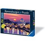Ravensburger Puzzle - Evening in Rome  (1000 pieces)