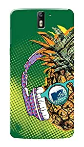 MTV Gone Case Mobile Cover for OnePlus 1