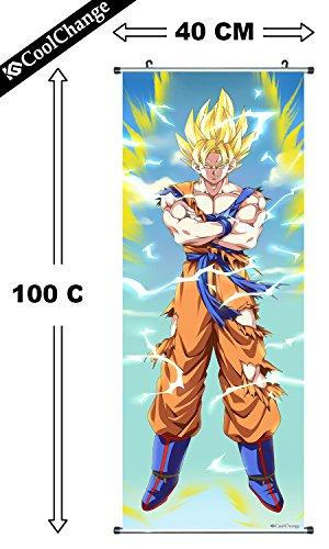 Poster de la serie Dragon Ball, tema: Super Saiyajin