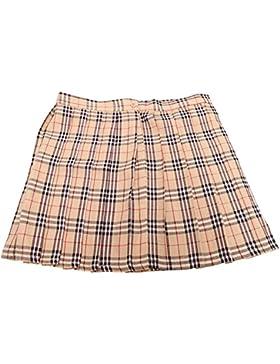 Preppy Style Japanese Schoolgirl Plaid Falda plisada Tartan Faldas cortas 3 colores