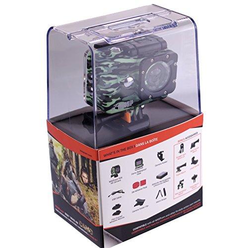 Bundle: Fuji XF1 Digital Camera 16 GB + Ersatzakku (Fujiflim Finepix XF1 schwarz, 12MP EXR-CMOS, 25mm-Weitwinkel 4xOptical Zoom, 3