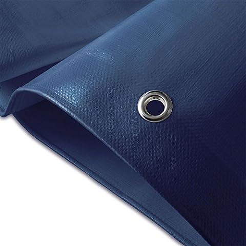 Bâche de protection casa pura® en polyéthylène | haute densité