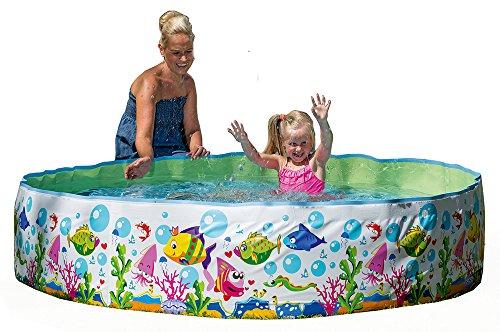 Happy People 77728 Steilwand-Pool, mehrfarbig
