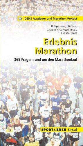 Erlebnis Marathon par Dieter Lagerstroem