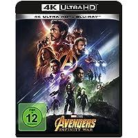 Avengers: Infinity War 4K Ultra HD