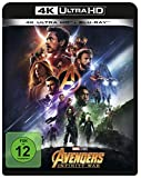 Marvel's The Avengers - Infinity War  (4K Ultra HD) (+ Blu-ray 2D)