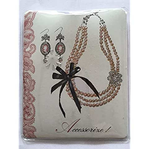 Maranda Ti Mi Torch Accessorize Vintage Design Handy Borsa a mano con torcia mtd4624