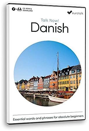 Talk Now Danish (PC/Mac)