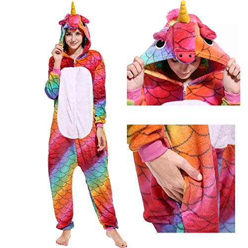 Unicorno unicorno unicorno pigiama costume cosplay