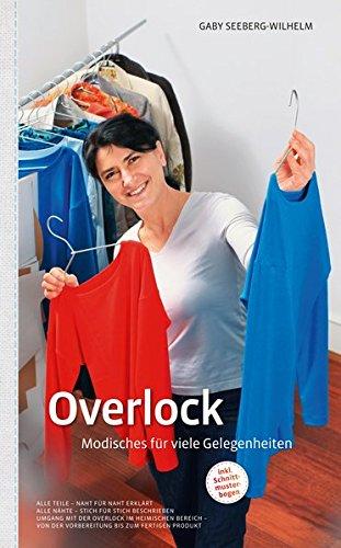 Fertigen Produkt-modell (Overlock - Modisches für viele Gelegenheiten: Umgang mit der Overlock im heimischen Bereich - von der Vorbereitung bis zum fertigen Produkt)