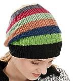#8: Stylebond Trendy Unisex Handmade Soft Multicolor Cap