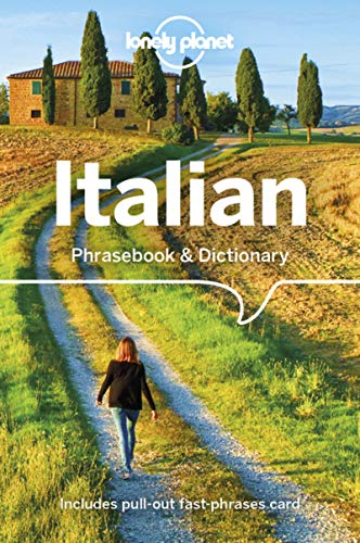 Lonely Planet Italian Phrasebook & Dictionary por Lonely Planet