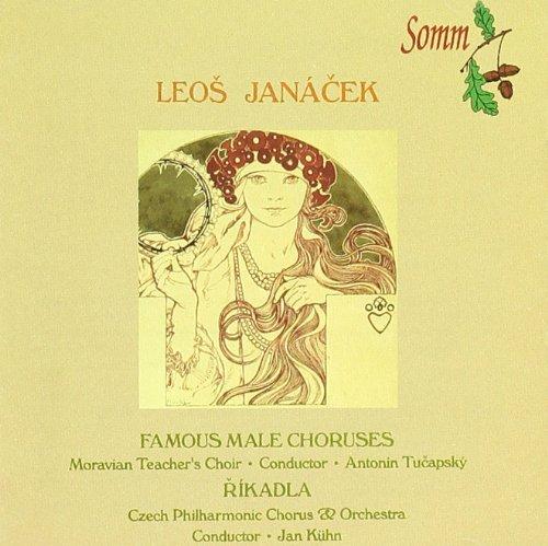 Famous Male Choruses - Rikadla