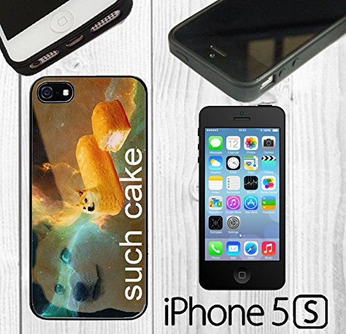 twinkie-doge-custom-made-cover-per-iphone-5-5s-in-gomma-colore-nero