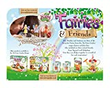 Enlarge toy image: My Fairy Garden FG203 Fairies and Friends Figurines -  preschool activity for young kids