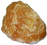 CALCIT gelb geologisch (1 Stück) Größe ca. 4 cm