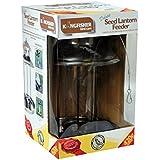 Kingfisher - Lanterne mangeoire à oiseaux Premium - Contenance 420 g
