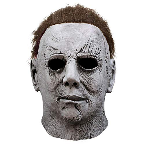 Myers Kostüm Michael Scary - HOMELEX Halloween 2018 Michael Myers Costume Mask (Mask2)