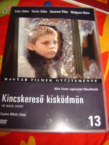 Kincskereso Kisk?dm?n - The Magic Jacket / Hungarian Film - Magyar Filmek Gyujtem?nye 13. by Haumann P?ter
