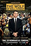 Wolf of Wall Street - Poster - Italian - One Sheet + Ü-Poster