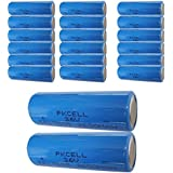 3.6V 3600mAh ER17505 Lithium Thionyl Chloride Battery 20PC
