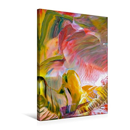 Premium Textil-Leinwand 50 cm x 75 cm hoch, Wege zum Licht | Wandbild, Bild auf Keilrahmen, Fertigbild auf echter Leinwand, Leinwanddruck (CALVENDO Kunst)
