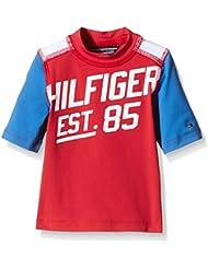 Tommy Hilfiger BOYS SWIM TEE - Camiseta Niñas