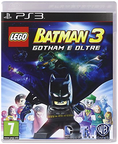 LEGO BATMAN 3 PS3