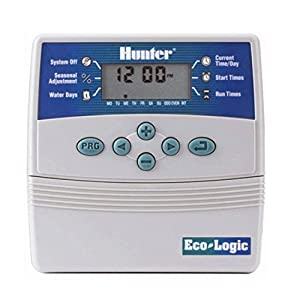 Hunter beregnung Computer, Eco Logic 601i, Gris, 28x 18x 8cm, na336