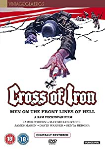 Cross Of Iron (Digitally Restored) [DVD] [1977]