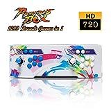 Wisamic Pandoras Box 1299 in 1 Multi Arcade Video Spielkonsole 2 Spieler, 1280x720 Full HD Home Arcade Konsole