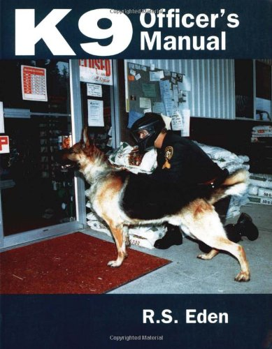 K9 Officer's Manual