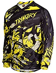 taymory Big Banana DH40T-shirt descente, homme