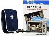Foto Kamera Tasche SOUTHBULL CORD plus Fotobuch Ihre Casio Exilim N5 N50 R200 R300