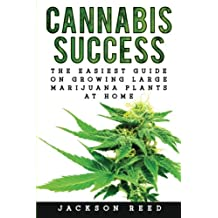 Cannabis Success: The Easiest Guide on Growing Large Marijuana Plants at Home